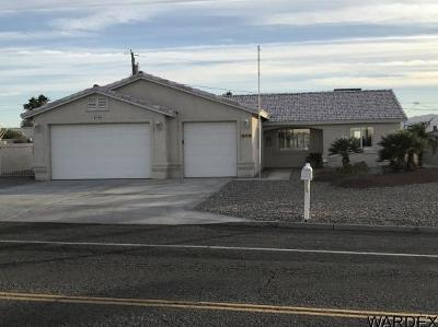 Lake Havasu City Single Family Home For Sale: 3180 Saratoga Ave