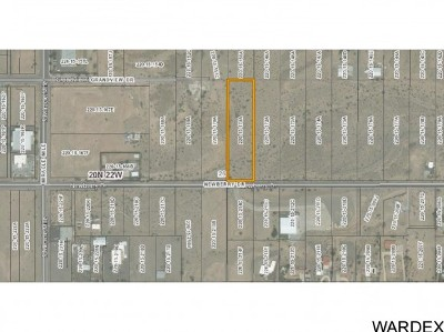 Bullhead City Residential Lots & Land For Sale: 1675 Newberry Dr