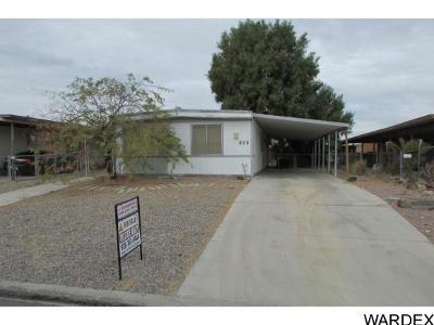 Bullhead City Manufactured Home For Sale: 803 Church St