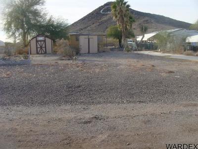 Quartzsite Residential Lots & Land For Sale: 765 W. Granada