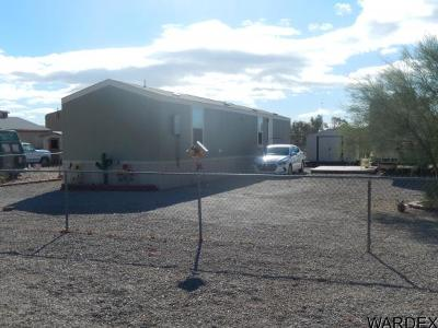 Salome Manufactured Home For Sale: 66788 Cactus St
