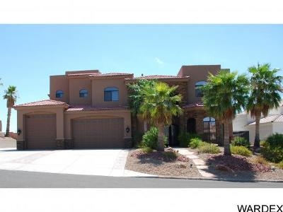Lake Havasu City Single Family Home For Sale: 700 Pena Ln
