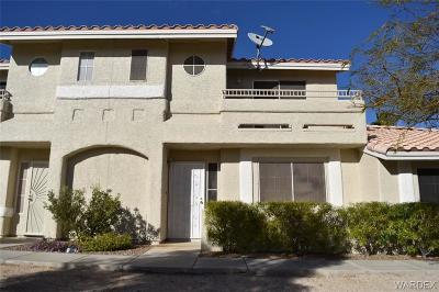 Laughlin (nv) Condo/Townhouse For Sale: 2271 Rugged Mesa Drive