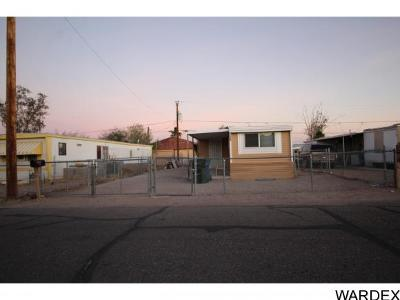 Bullhead City Manufactured Home For Sale: 1900 Oliver Dr