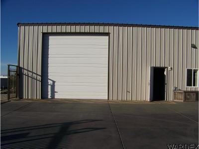 Lake Havasu City Commercial For Sale: 2011 Industrial Blvd #A