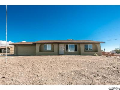 Lake Havasu City Single Family Home For Sale: 3840 McCulloch Pl