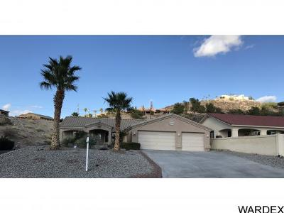 Lake Havasu City Single Family Home For Sale: 4013 Black Hill Dr