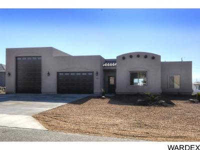 Lake Havasu City Single Family Home For Sale: 2120 Chaparral Dr