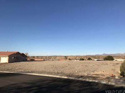 Bullhead City Residential Lots & Land For Sale: 2883 Cresthill Dr