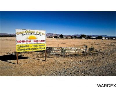 Salome Residential Lots & Land For Sale: 67899 Mesquite Ave