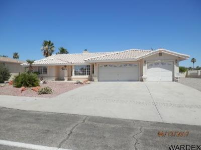 Lake Havasu City Single Family Home For Sale: 138 Mulberry Ave