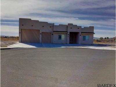 Mohave Valley Single Family Home For Sale: 17 S Hickory Knoll Cir S