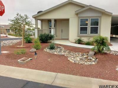 Bullhead City Manufactured Home For Sale: 2350 Adobe Rd 218 #218