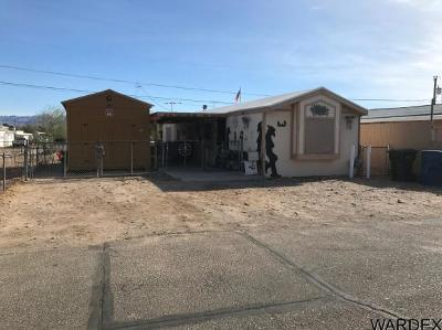 Bullhead City Manufactured Home For Sale: 1960 Oliver Dr