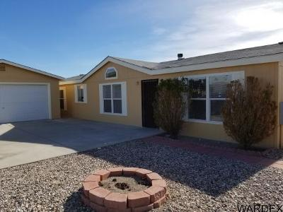Fort Mohave Manufactured Home For Sale: 2644 E Davida Ave