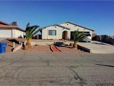 Fort Mohave Single Family Home For Sale: 4298 S Palm Ln