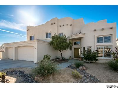 Lake Havasu City Single Family Home For Sale: 721 Paseo Granada