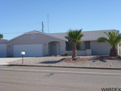 Single Family Home For Sale: 2480 Havasupai Blvd