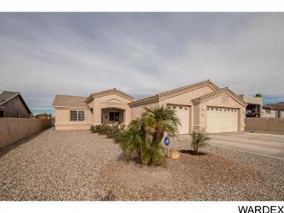 Lake Havasu City Single Family Home For Sale: 3355 Poppy Trail Dr