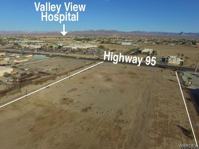 Fort Mohave Residential Lots & Land For Sale: 0000 Hwy 95