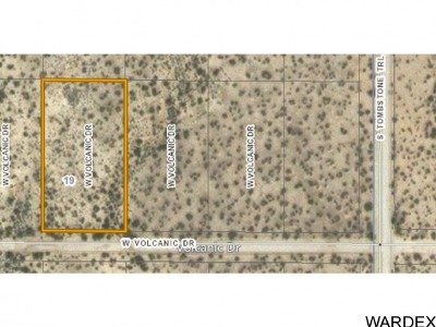 Residential Lots & Land For Sale: 5851 W Volcanic Dr