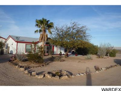 Bouse Manufactured Home For Sale: 49177 Faybol St
