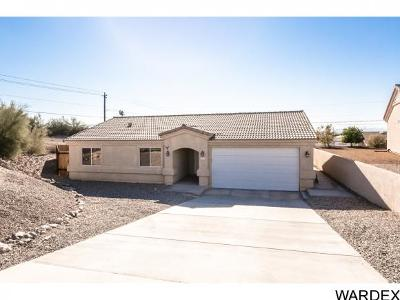 Lake Havasu City Single Family Home For Sale: 2308 Warbler Ln