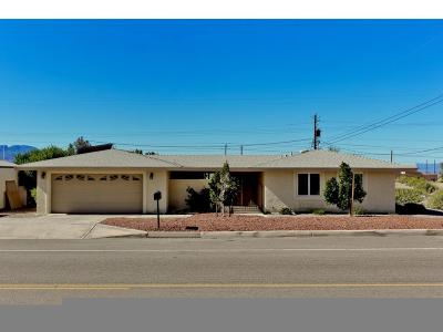 Lake Havasu City Single Family Home For Sale: 991 S McCulloch Blvd. South