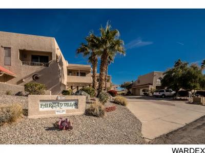 Lake Havasu City Condo/Townhouse For Sale: 1905 Palmer Dr 6 #6