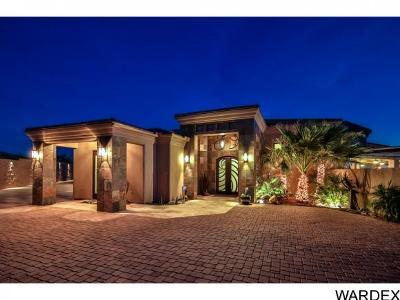 Lake Havasu City AZ Single Family Home For Sale: $1,525,000