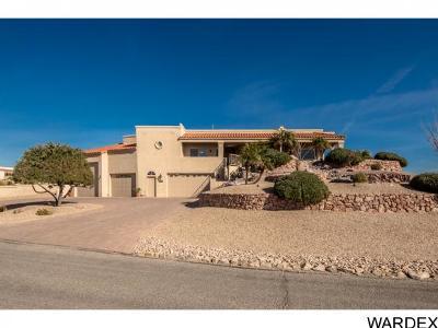 Lake Havasu City AZ Single Family Home For Sale: $779,000