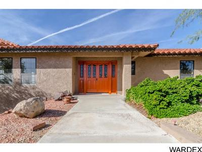 Lake Havasu City AZ Single Family Home For Sale: $425,000