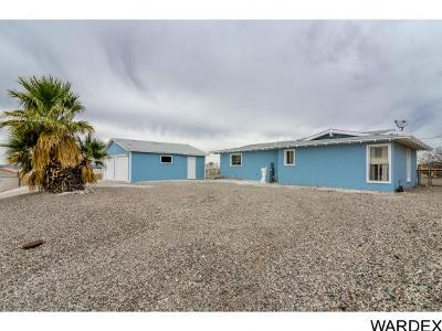 Lake Havasu City AZ Single Family Home For Sale: $170,000