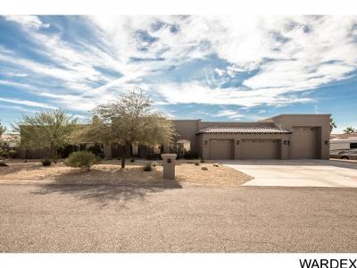 Lake Havasu City Single Family Home For Sale: 4020 Black Hill Dr