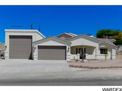 Lake Havasu City Single Family Home For Sale: 3566 Jamaica Blvd S