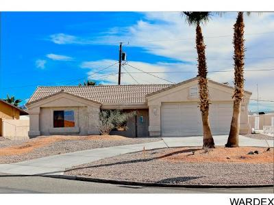 Lake Havasu City Single Family Home For Sale: 3020 McCulloch Blvd N