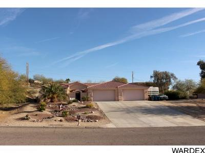 Lake Havasu City Single Family Home For Sale: 1976 Martinique Dr