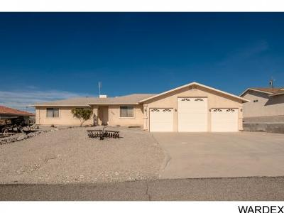 Lake Havasu City Single Family Home For Sale: 2465 Hillview Dr