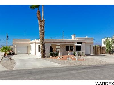 Lake Havasu City Single Family Home For Sale: 3411 Buckboard Way