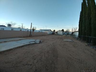 Mohave County Residential Lots & Land For Sale: 2485 E Lass Ave