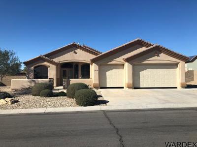 Bullhead City Single Family Home For Sale: 2799 Sidewheel Dr