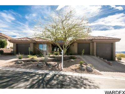 Lake Havasu City Single Family Home For Sale: 3412 N Latrobe Dr