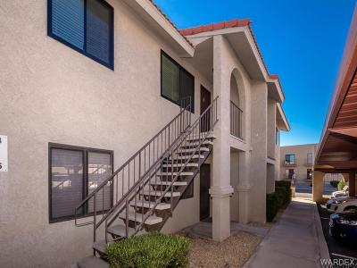 Lake Havasu City Condo/Townhouse For Sale: 2085 Mesquite Ave 8