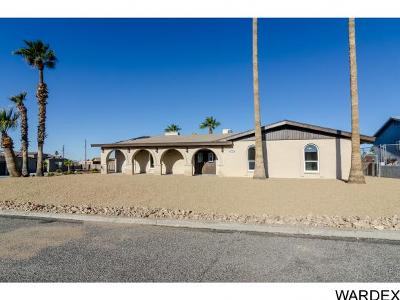 Lake Havasu City Single Family Home For Sale: 2657 Tradewind Dr