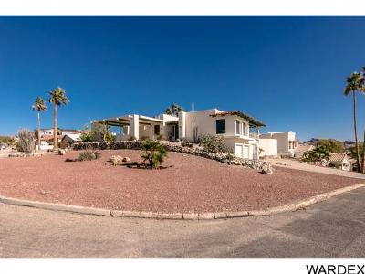Lake Havasu City Single Family Home For Sale: 2064 Burke Dr