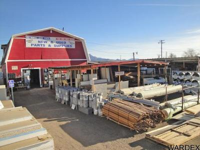 Kingman Commercial For Sale: 4154 N Mallard Dr