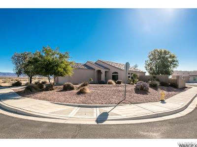 Mohave Valley Single Family Home For Sale: 30 Torrey Pines Drive S