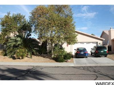 Fort Mohave Single Family Home For Sale: 1897 E Clear Lake Dr