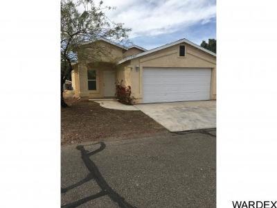 Bullhead City Single Family Home For Sale: 1957 Oliver Dr