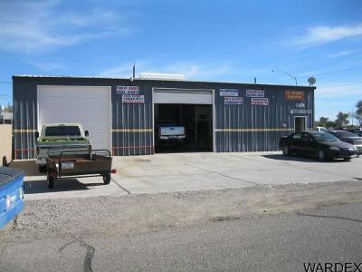 Bullhead City, Golden Valley Commercial For Sale: 1141 E Hancock Rd